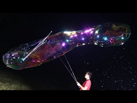Thumbnail of video GIANT BUBBLE EXPLOSIONS | Shanks FX