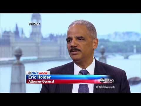 Eric Holder Belittles Sarah Palin
