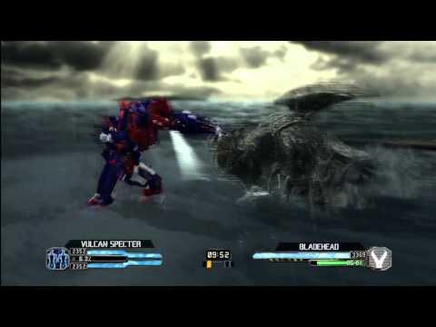 pacific rim vulcan specter  New Striker Eureka -