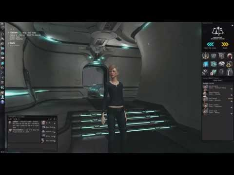 Noob In Space [EVE Online] - Episode 7 Off To Mine!