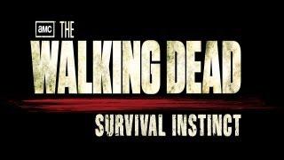 The Walking Dead Survival Instinct #1 Jogo Tenso