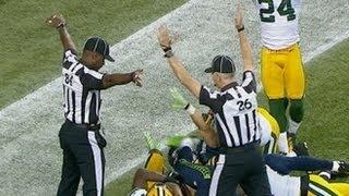 Green Bay Packers, Seattle Seahawks Blown Call: NFL Refs