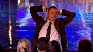 David Walliams all CRAZY Golden Buzzer Auditions Britain's Got Talent New Update