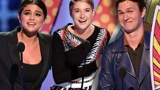 Teen Choice Awards 2014 Winners Recap: TFiOS, Vampire