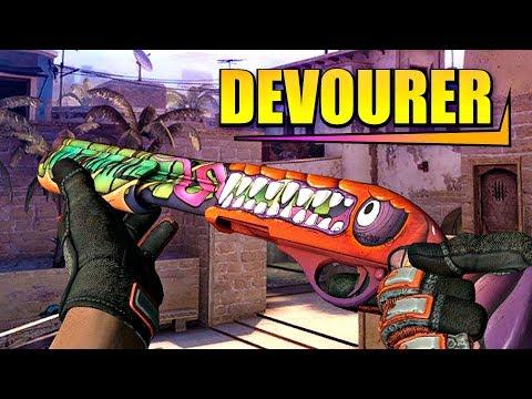 CS:GO - Sawed-Off | Devourer Gameplay