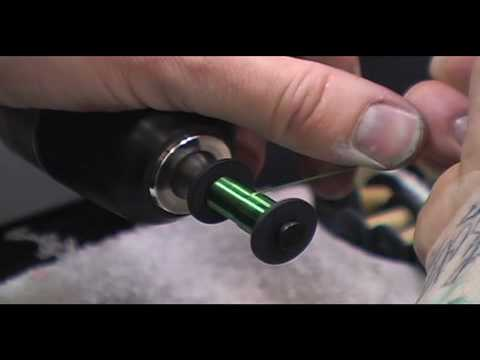 Workhorse Irons Tattoo Machine Video (iPhone)