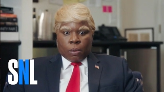 Leslie Wants To Play Trump - SNL