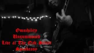Omnihility - Unsummoned, Live