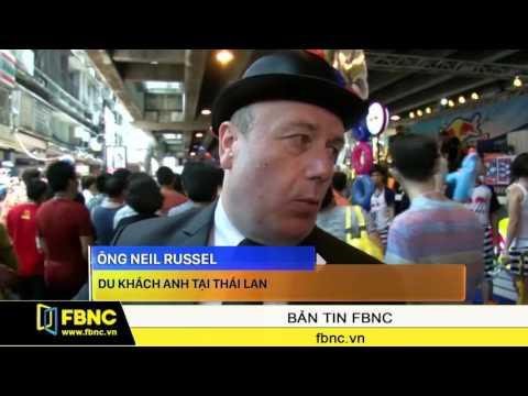 FBNC - Thái Lan khai mạc lễ hội té nước giữa lúc hạn hán nặng nề