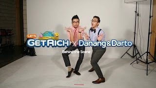 Behind The Scene Making LINE Let's Get Rich TVC