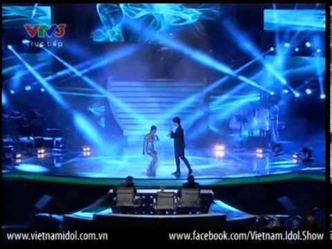 Vietnam Idol 2012 - I'll be there - Hoàng Quyên - Thanh Bùi  - MS 1 - Gala Chung Kết