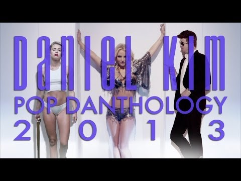 Pop Danthology 2013 - Mashup of 68 songs!