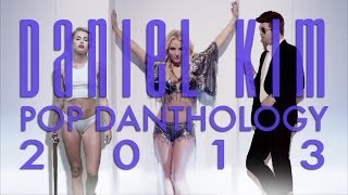 Pop Danthology 2013 - Mashup of 68 songs