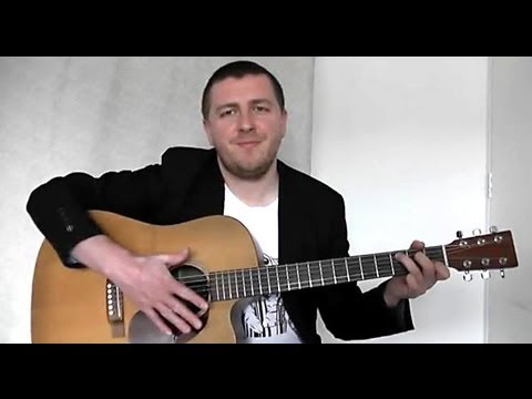 My Heart Will Go On - Fingerstyle Guitar Lesson - Theme From Titanic - Celine Dion