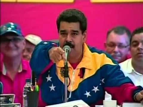Maduro dice Leopoldo López es el extremo de la locura