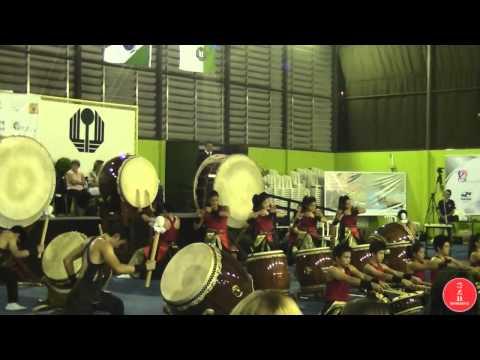 Ishindaiko - Jogos Abertos Paradesportivos do Paraná - Parte 03
