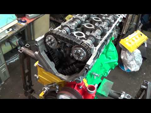 Двигатель 406 от волги на газель
