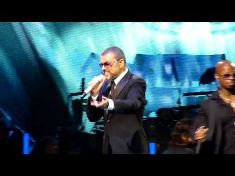 George Michael   Amazing + I'm Your Man live at Wiener Stadthalle, Vienna 2012, Austria