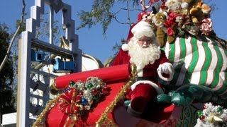 ♥♥ Disneyland's 2013 Christmas Fantasy Parade (in HD)