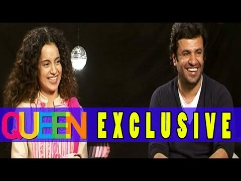 Queen | Kangna Ranaut & Vikas Bahl exclusive interview