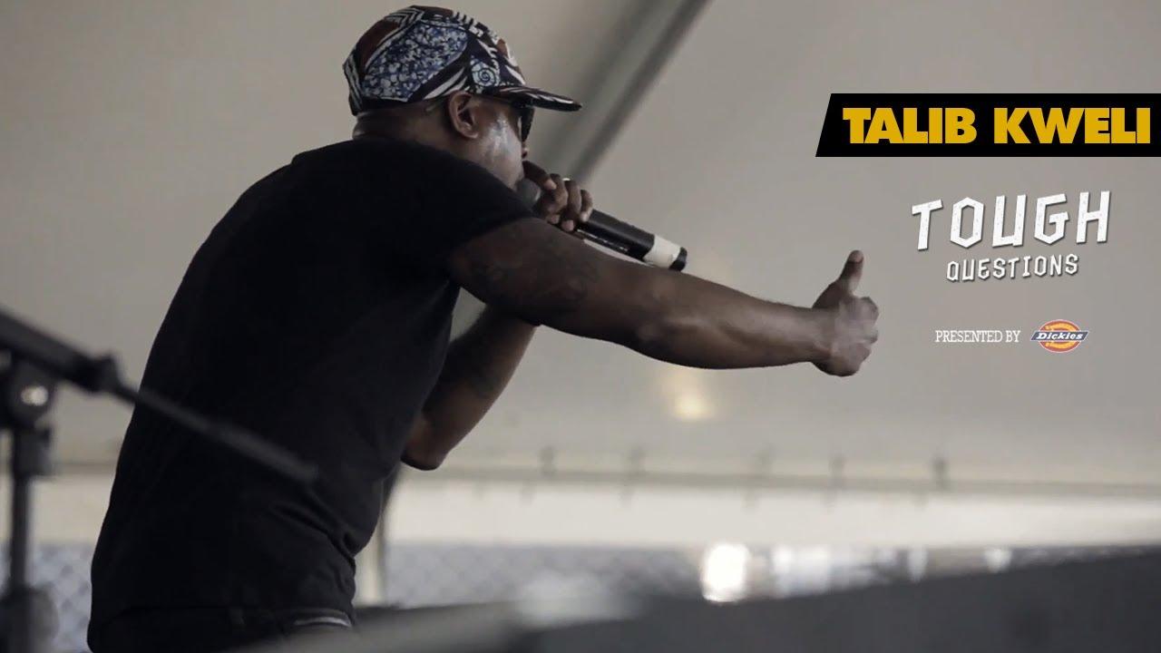 Tough Questions feat. Talib Kweli