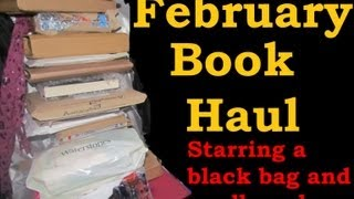Book Haul #8: February or The Last till we get to Wonderland