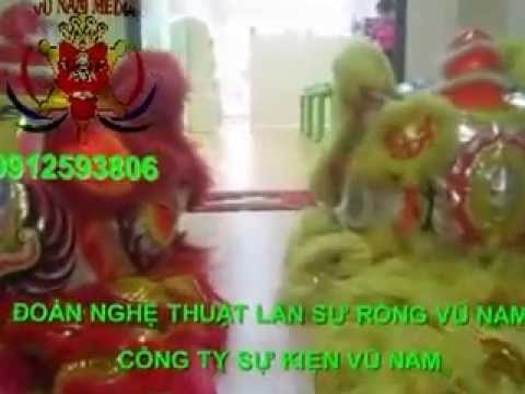 0912593806 MÚA LÂN, MÚA SƯ TỬ KHAI TRƯƠNG 2015