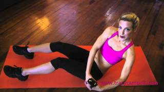 How To Shrink Your Waistline! Oblique Exercise Series With