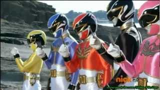 Power Rangers Megaforce 8211 he Blasted me With Science 8211 Enter Megazords