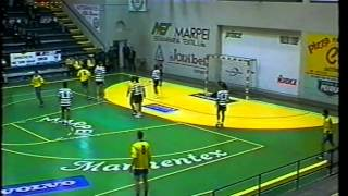Andebol - Francisco Holanda - 22 x Sporting - 24 em 2000/2001