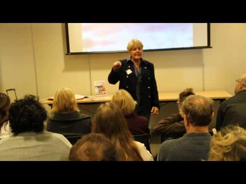 Marcella Vonn Harting UMKC Communiversity Wholistic Health Fair Keynote Speaker 3/23/14 Part 3