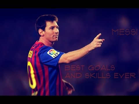 Lionel Messi • Best Goals and Skills Ever