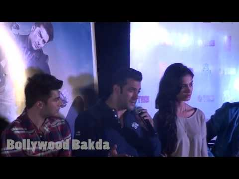 Salman Khan at the - 'O Teri' Film Launch I Bollywood Bakda