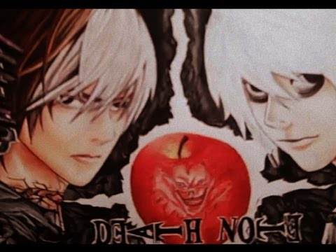 Drawing L and Light from Death Note, •picture on DA :http://polaara.deviantart.com/#/d5haxf6 im really sorry this wasnt much of a speed drawing more of a montage its because i didnt have enough ...