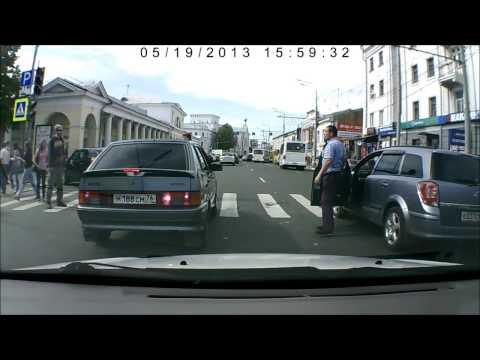 Cum se calca masinile in Rusia