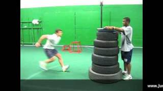 72 Inch Jump By 5'10 White Boy [ESPN Featured Video}