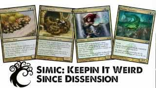 """The Magic Show #269 - Simic Insight & Standard """"Mistakes"""""""