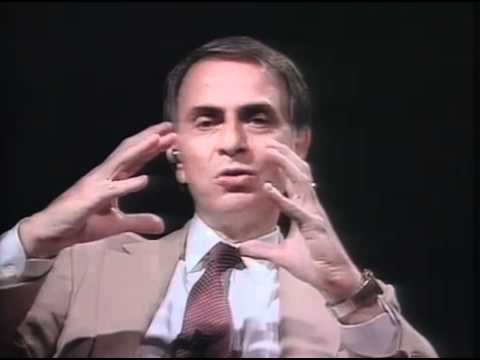 Carl Sagan, Stephen Hawking and Arthur C. Clarke - God, The Universe and Everything Else