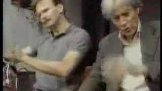 Richard Feynman Playing Bongos