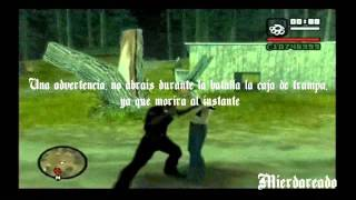 Como Crear A Leatherface (GTA San Andreas PTMG Edition