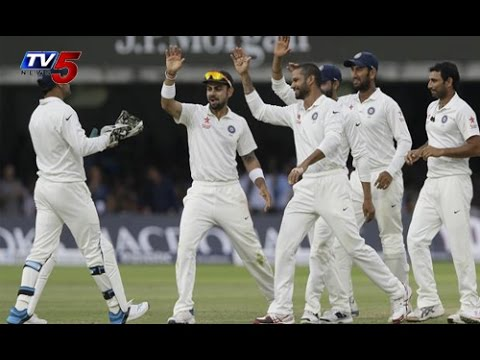 India claims historic win against England at Lord's : TV5 News