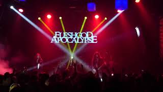 Fleshgod Apocalypse - Marche Royale/in Aeternum (live 22/10/2017)