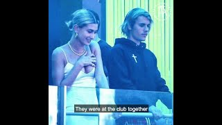Justin Bieber and Hailey Baldwin are REUNITED