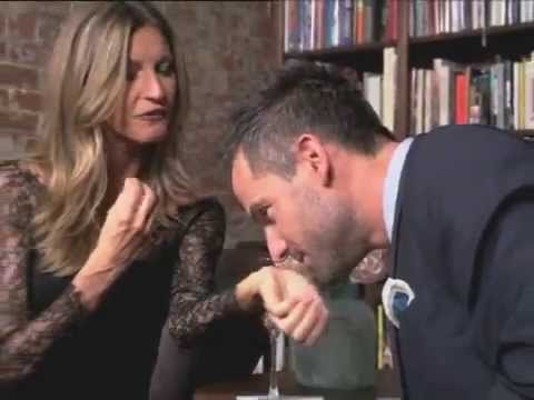 Janez meets supermodel Gisele Bündchen in New York (FULL INSERT)