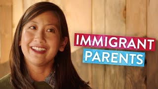That Moment Your Immigrant Parents Seem Less Weird