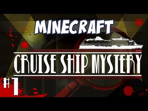 Cruise Ship Mystery - Part 1 - Murder on the seas!