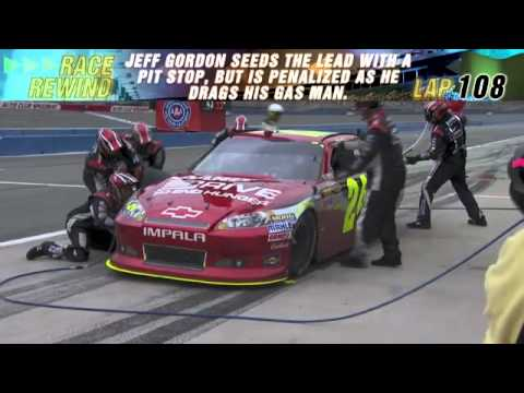 2012 NSCS Auto Club 400 Race Rewind