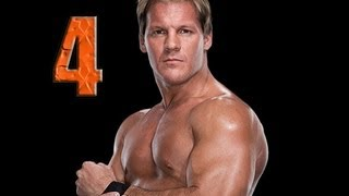 WWE Smackdown Vs Raw 2009 CHRIS JERICHO PART 4 ROAD TO