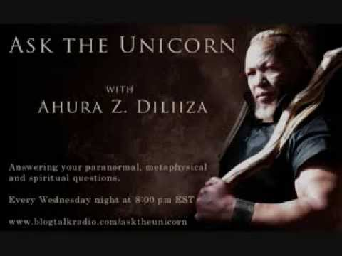 Ask the Unicorn radio show episode 14 -- January 1, 2014