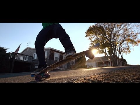 Longboarding: Sunrise Shred with Brian Bishop